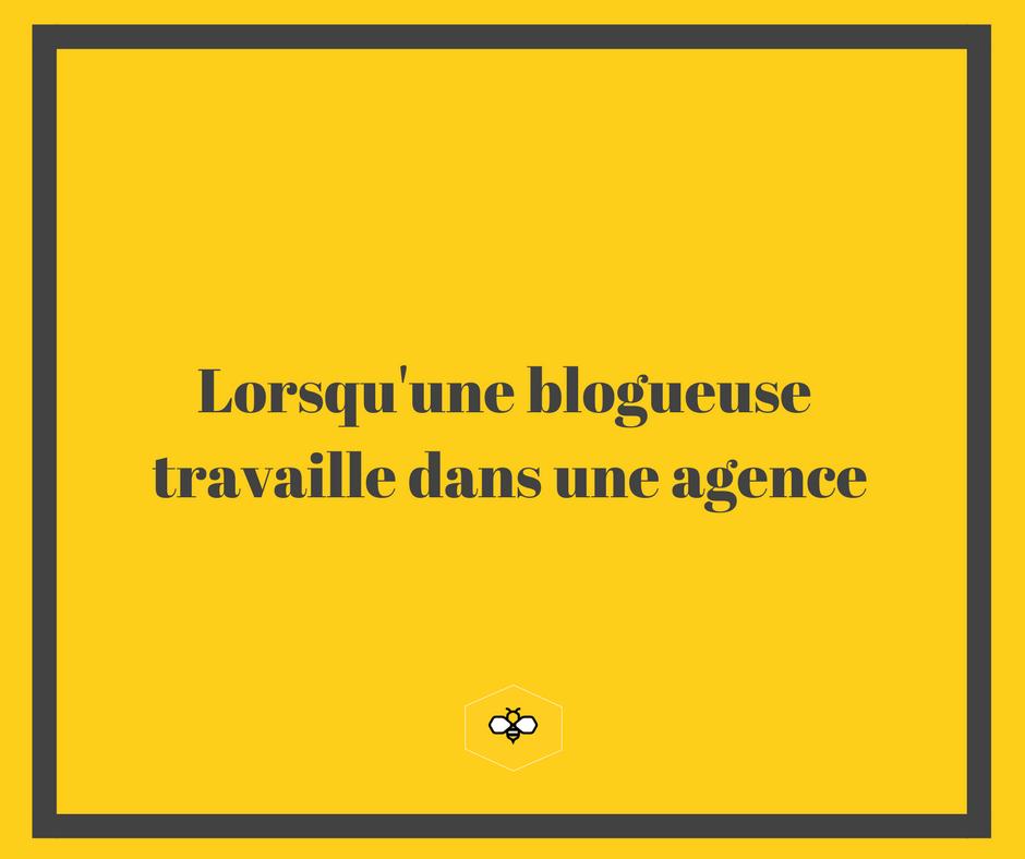 blog agence