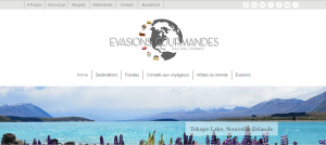 Interview blogueur - Evasions gourmandes