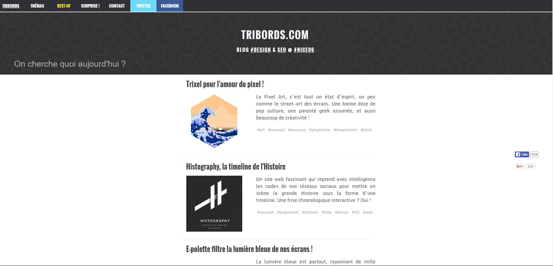 Tribords