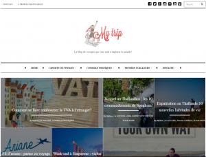 interview blogueur : my trip