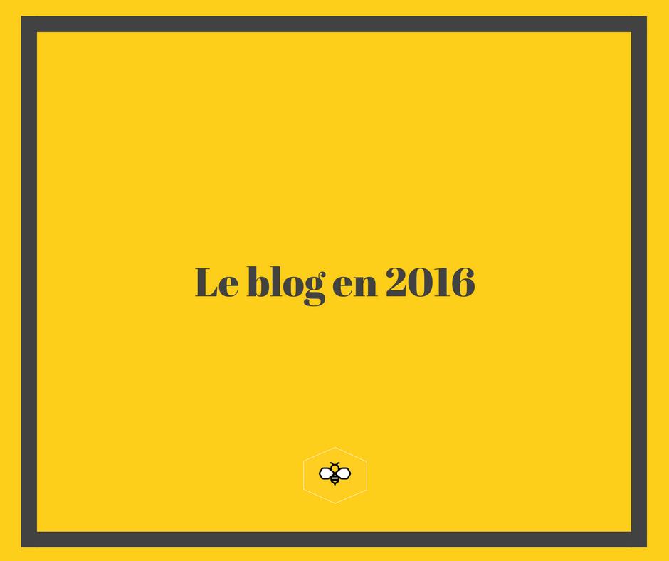 Blog 2016